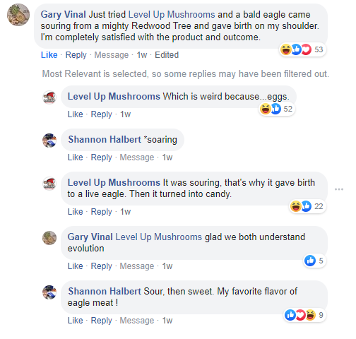 Eagle Meat Confo